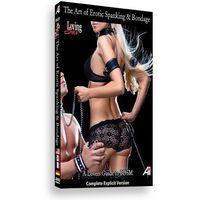 Dvd edukacyjne -  erotic spanking & bondage educational dvd - bondage marki Alexander institute