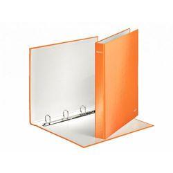 Segregator wow a4/25/4ringi pomarańczowy 4242-44 marki Leitz