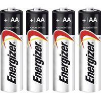 Baterie AA Energizer Max Alkaline LR06, 4er E300112500, 1.5 V, Alkaliczno-manganowe, 4 szt., kup u jednego z p