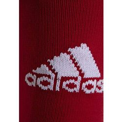 adidas Performance Skarpetogetry university red/white - produkt z kategorii- Pozostały sport dla dzieci
