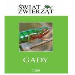 Świat zwierząt. Gady + zakładka do książki GRATIS, rok wydania (2010)