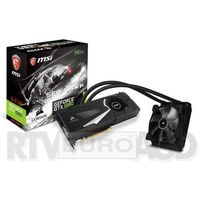 Karta graficzna MSI GeForce GTX 1080 8GB GDDR5X (256 bit) HDMI, DVI-D, 3x DP, BOX (SEA HAWK X) Darmowy odbiór