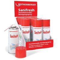 Środek dezynfekujący sanifresh  marki Rothenberger