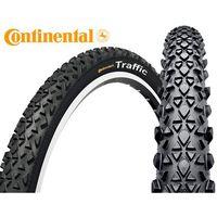 Continental Co0100207 opona  traffic 26x2,1 drutówka 840 g (4019238423624)