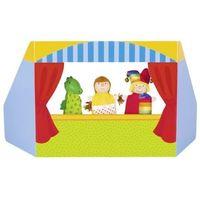Kukiełki do zabaw w teatr - zabawki dla dzieci marki Goki
