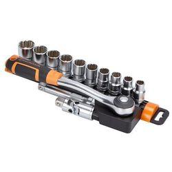 Zestaw kluczy nasadowych Magnusson 1/2'' 13 szt., MT79