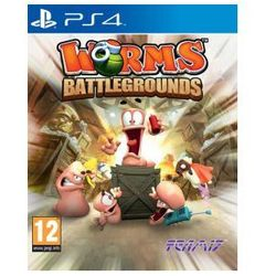 Worms Battleground - produkt z kat. gry PS4