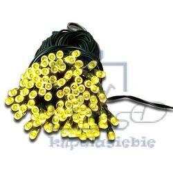 Sieć lampek ogrodowa garth 181 diod led ciepło-biała 3 x 3 m marki Garthen