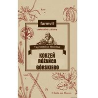 Farmvit  różeniec korzeń 50g, kategoria: pozostałe zdrowie