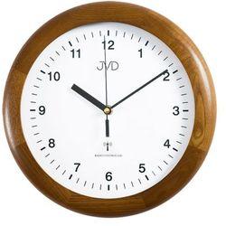 Zegar sterowany radiem rh2341/11 by marki Jvd