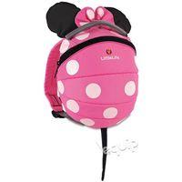 Plecaczek LittleLife Disney Myszka Minnie - Pink - produkt z kategorii- Tornistry i plecaki