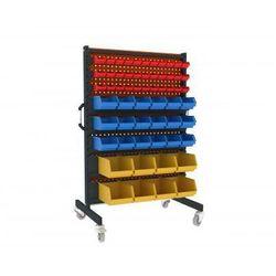 Metalowy wózek narzędziowy WW Malow warsztat na kółkach, L&F 2800