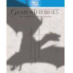Gra o tron Sezon 3 [Blu-Ray]