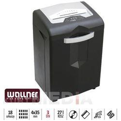 Niszczarka Wallner C103-D, kup u jednego z partnerów