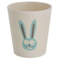 Jack N' Jill Bunny kubek z plew bambusa i ryżu (Storage, Rise Cup, Made from Bamboo & Rice Husks)