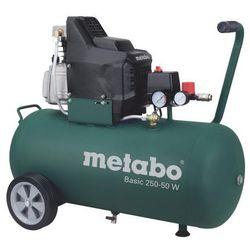 Metabo Basic 250-50 W (6.01534.00) - produkt z kategorii- Sprężarki i kompresory