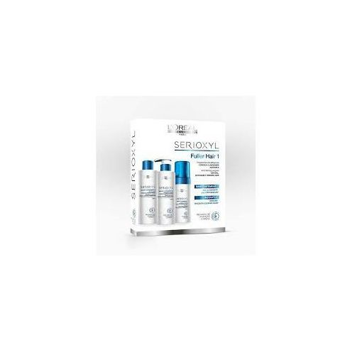 LOREAL Serioxyl Fuller Hair 1 zestaw (625 ml) sprawdź szczegóły w SF-cosmetics
