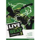 Live Beat 3. Podręcznik Wieloletni + MP3, Pearson