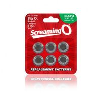 Baterie -  size ag-10 batteries marki The screaming o