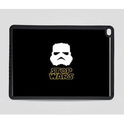Etui na iPad Air 2: 8-bit Stop Wars - produkt z kategorii- Pokrowce i etui na tablety