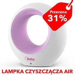 iBaby Air | lampka dla dziecka czyszcząca powietrze z funkcją walkie-talkie na smartfona