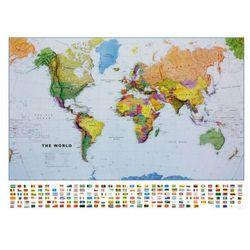 Świat - mapa polityczna ze sklepu B2B Partner