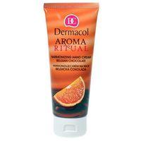 Dermacol Aroma Ritual Hand Cream Belgian Chocolate 100ml W Krem do rąk