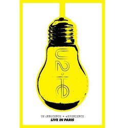 iNNOCENCE + eXPERIENCE: Live In Paris PL (DVD) - U2, kup u jednego z partnerów