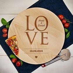Love together - deska obrotowa - deska obrotowa marki Mygiftdna