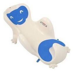 Leżanka do wanny  babycoon białe/niebieskie, marki Thermobaby