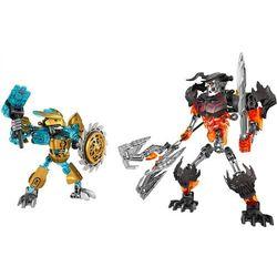 Bionicle Twórca Masek kontra Władca Masek 70795 marki Lego - klocki dla dzieci