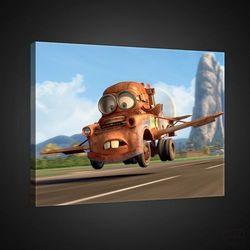 Obraz ZŁOMEK I ZYGZAK MCQUEEN - CARS PPD1475, PPD1475