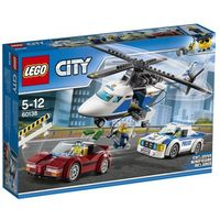 Lego CITY High- chase 60138