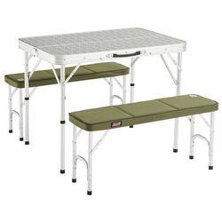 Coleman Zestaw mebli ogrodowych pack-away table 4 + darmowy transport!