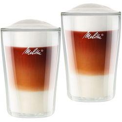Melitta Szklanki termiczne Latte Macchiato 2 szt., 2780