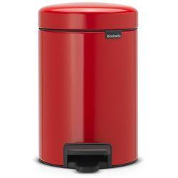 Kosz łazienkowy newicon 3l passion red marki Brabantia