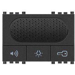 Domofon Due Fili z przyciskami funkcyjnymi