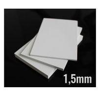 PCV Twarde Białe Grubość 1,5mm Cięte Na Wymiar, 5319-797C6