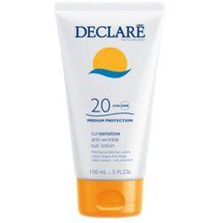 Declare Declaré sun sensitive anti-wrinkle sun lotion spf 20 przeciwzmarszczkowe mleczko do ciała spf 20 (74