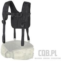 Condor Szelki taktyczne  h-harness czarne 215-002