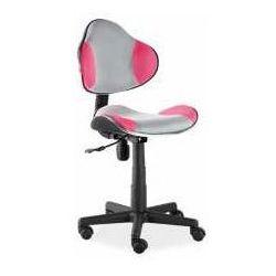 Fotel q-g2 różowo-szary - zadzwoń i złap rabat do -10%! telefon: 601-892-200 marki Signal meble