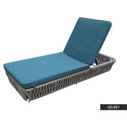 Selsey łóżko ogrodowe shakir szare (5903025547671)