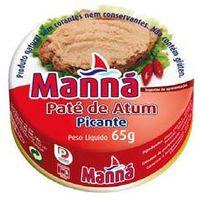 Portugalska pasta z tuńczyka pikanta 65g Manná