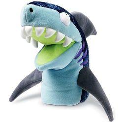 Manhattan Toy, olbrzymi rekin, pacynka na rękę z kategorii pacynki i kukiełki