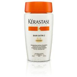 Kerastase Bain Satin 2 - Kąpiel odżywcza do włosów suchych, uwrażliwionych 250 ml, kup u jednego z partnerów