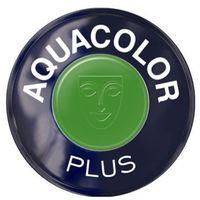 aquacolor plus (green) farba do makijażu ciała - green (1102) marki Kryolan