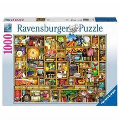 Ravensburger polska Puzzle 1000 elementów regał w kuchni