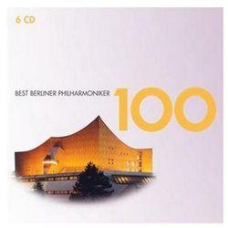 100 Best Berliner Philharmoniker - Warner Music Poland - produkt z kategorii- Muzyka klasyczna - pozostałe