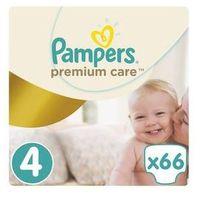 Pieluszki Pampers Premium Care 4 MAXI 66 szt.