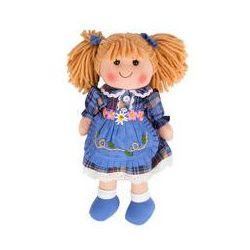 Lalka Karolina 35 cm - Bigjigs Toys Ltd ze sklepu merlin.pl